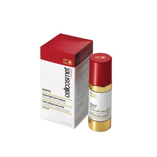 Cellcosmet Sensitive Night 30 ml box