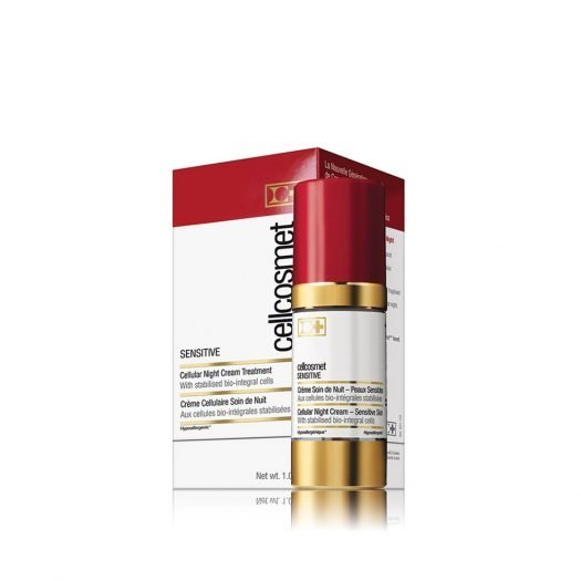 Cellcosmet Sensitive Night 30 ml box 2