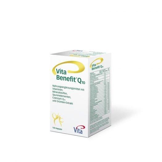 Vita Benefit Q10 120 capsules