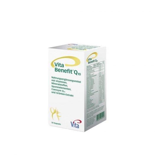 Vita Benefit Q10 50 capsules