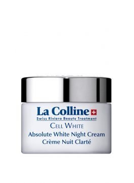 La Colline Absolute White Night Cream 30 ml