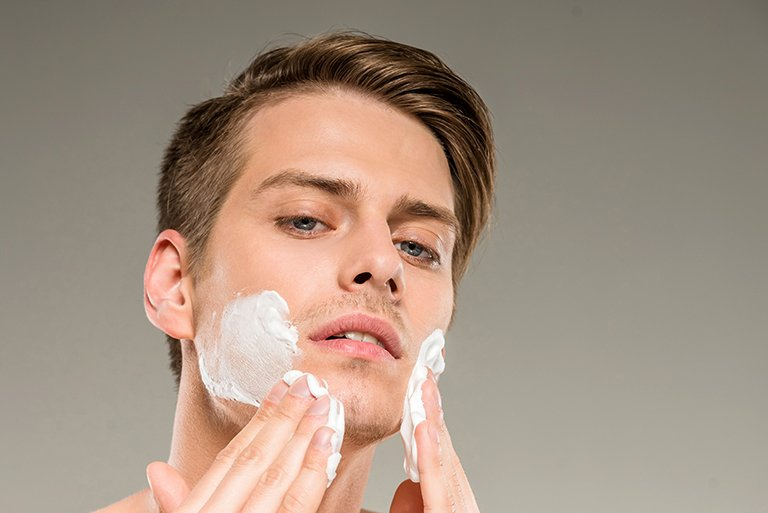Top 10 Tips for Men to Get Clear Skin - header
