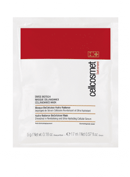 Cellcosmet Swiss BioTech CellRadiance Mask